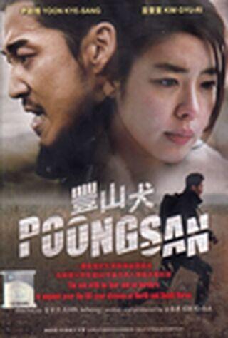 Poongsan (2011) Main Poster
