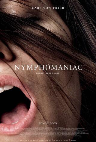 Nymphomaniac: Vol. I (2014) Main Poster