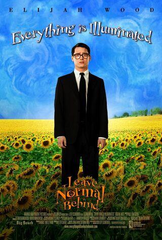 Everything Is Illuminated (2005) Main Poster