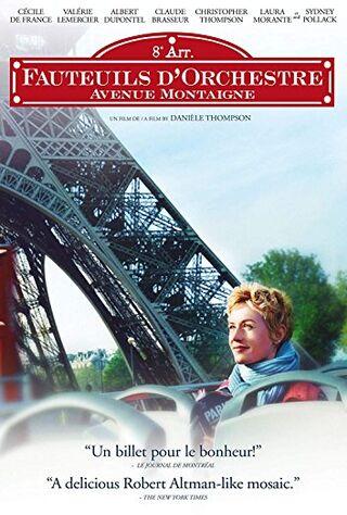 Avenue Montaigne (2007) Main Poster