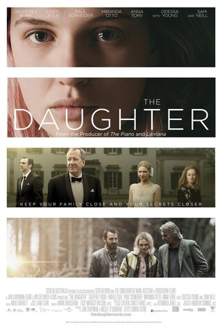 The Daughter (2017) Main Poster