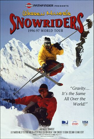 Snowriders (1996) Main Poster