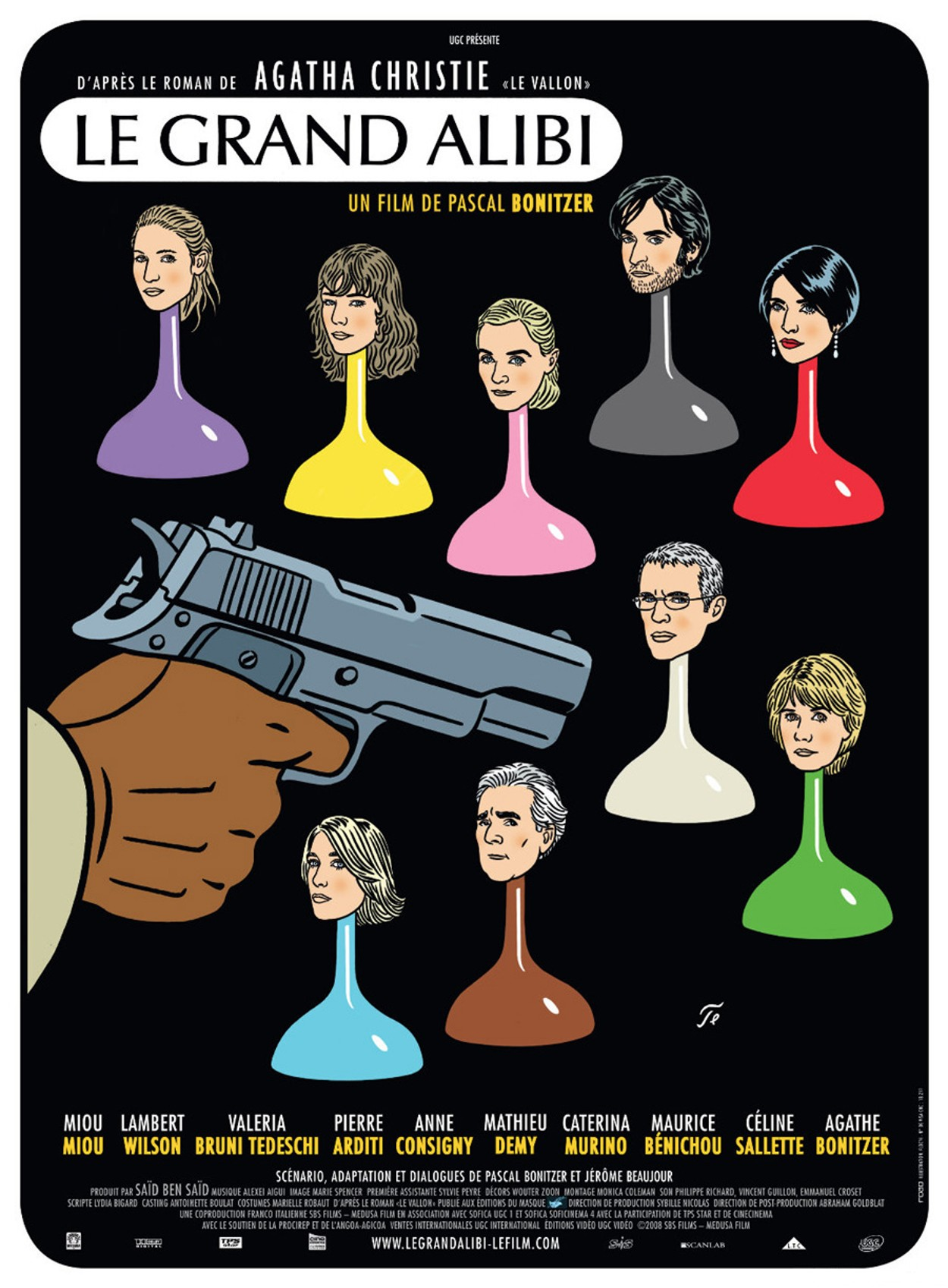 The Great Alibi (2008) Poster #1