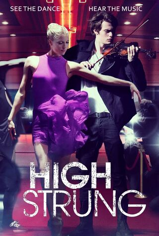 High Strung (2016) Main Poster