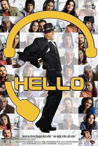 Hello (2008) Main Poster