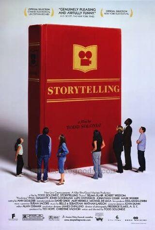 Storytelling (2001) Main Poster