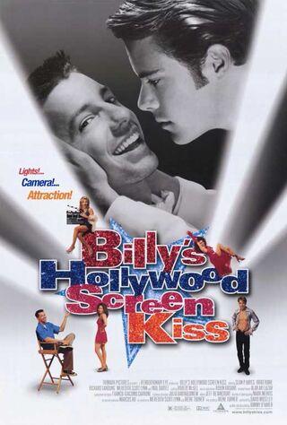 Billy's Hollywood Screen Kiss (1998) Main Poster