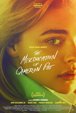 The Miseducation Of Cameron Post (2018) Main Poster