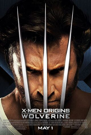 X-Men Origins: Wolverine (2009) Main Poster