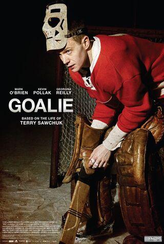 Holy Goalie (2018) Main Poster