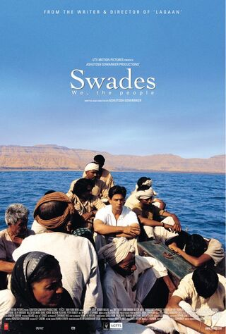 Swades (2004) Main Poster