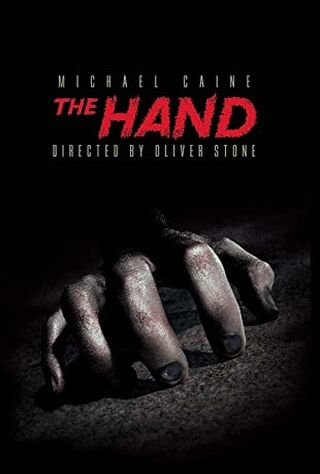 The Hand (1981) Main Poster