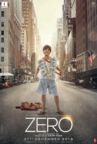 Zero (2018) Main Poster