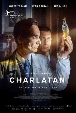 Charlatan (2020) Main Poster