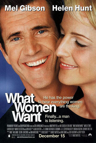 What Women Want (2000) Main Poster