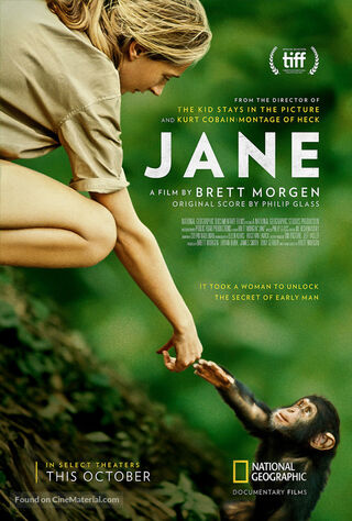 Jane (2017) Main Poster