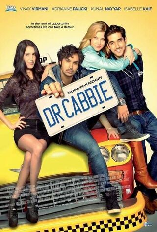Dr. Cabbie (2014) Main Poster