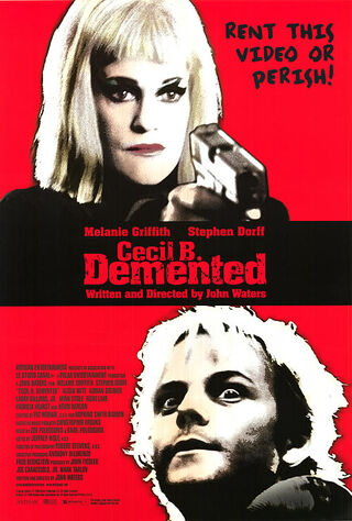 Cecil B. Demented (2000) Main Poster