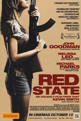 Red State (2011) Main Poster