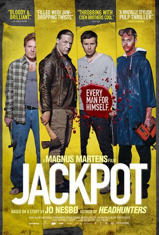 Jackpot (2014) Main Poster