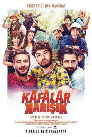 Kafalar Karisik (2018) Main Poster