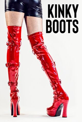 Kinky Boots The Musical (2019) Main Poster