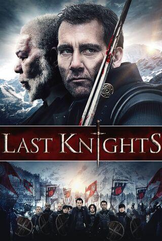 Last Knights (2015) Main Poster
