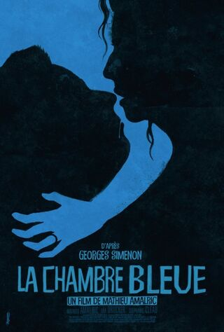 The Blue Room (2014) Main Poster