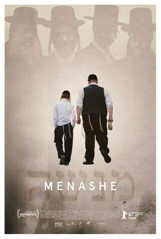 Menashe (2017) Main Poster