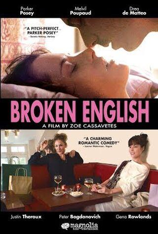 Broken English (2008) Main Poster