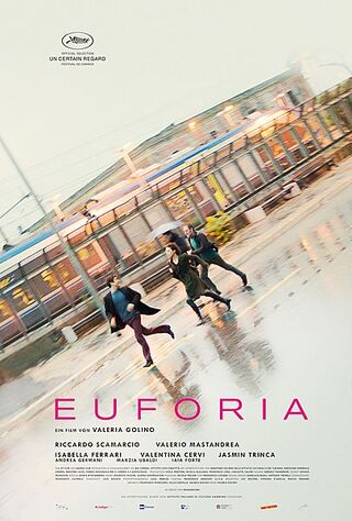 Euforia (2020) Main Poster
