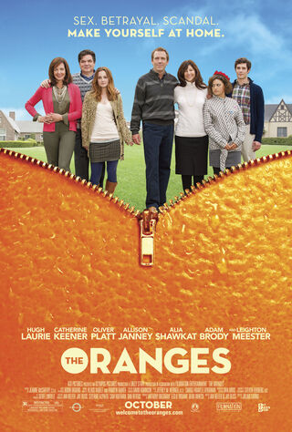 The Oranges (2012) Main Poster