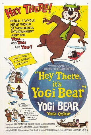 Hey There, It's Yogi Bear (1964) Main Poster