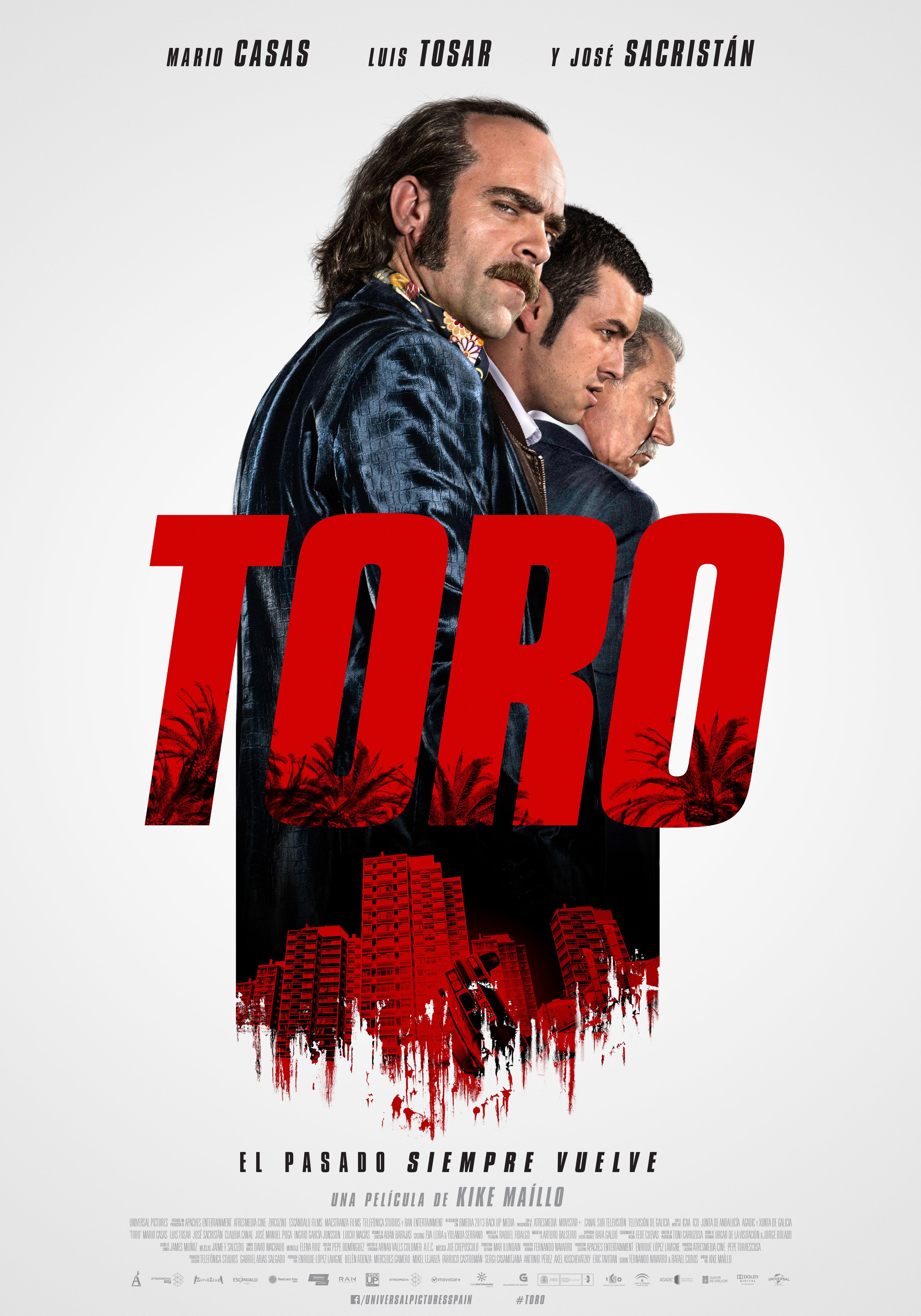 Toro (2016) Poster #1