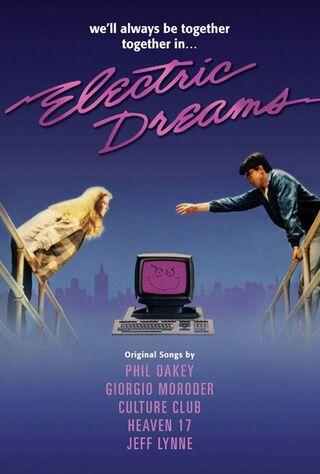 Electric Dreams (1984) Main Poster