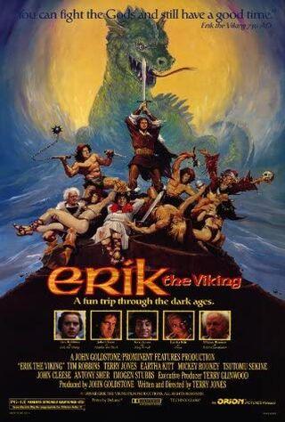 Erik The Viking (1989) Main Poster