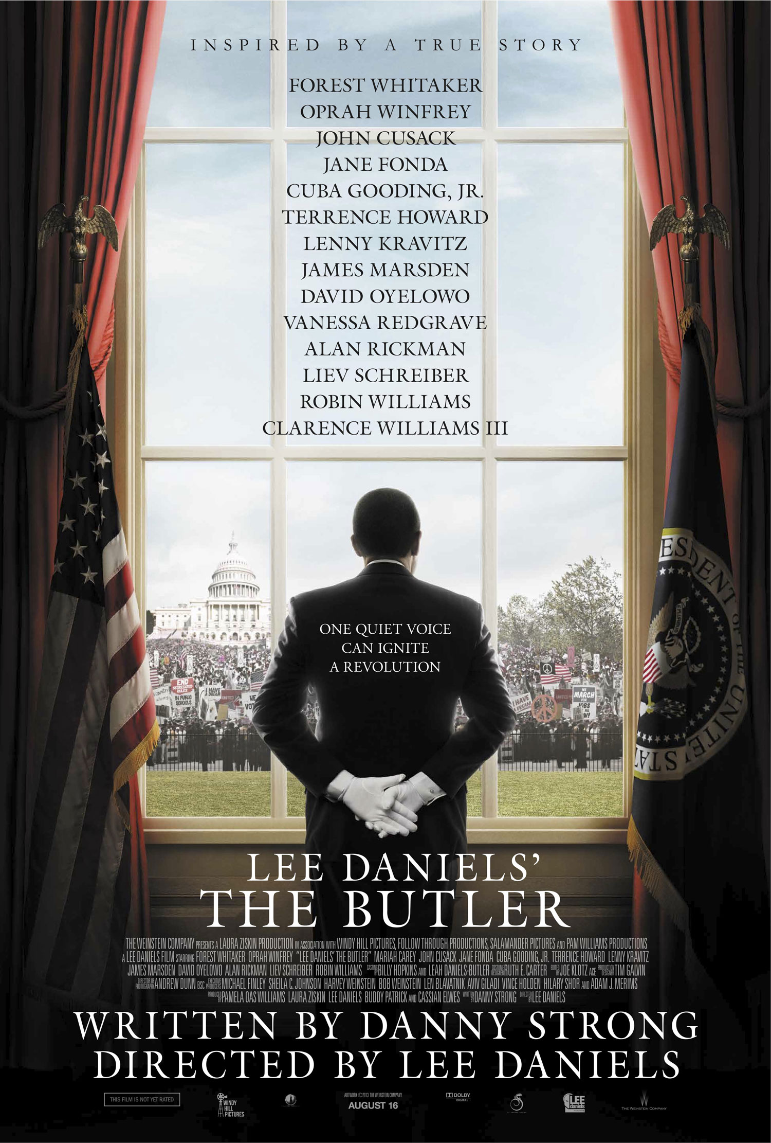 The Butler (2018) Main Poster