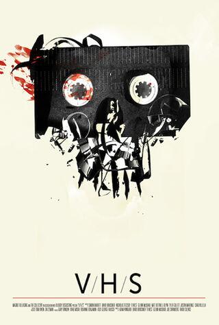 V/H/S (2012) Main Poster