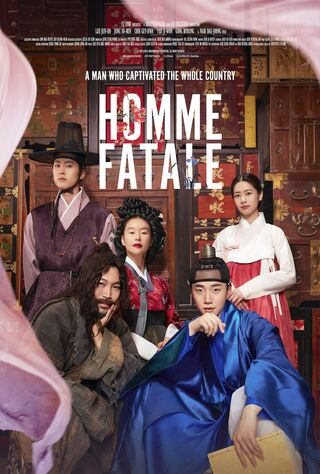 Homme Fatale (2019) Main Poster