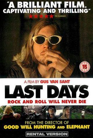 Last Days (2005) Main Poster
