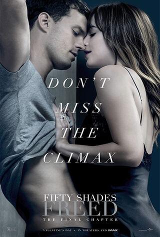 Fifty Shades Freed (2018) Main Poster