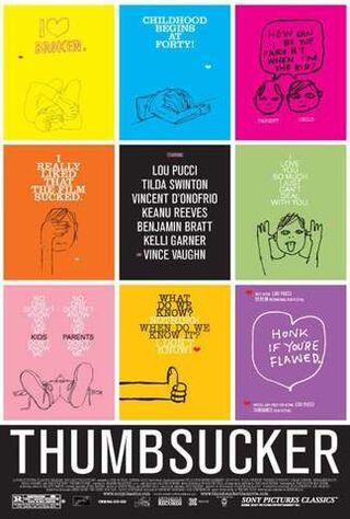 Thumbsucker (2005) Main Poster