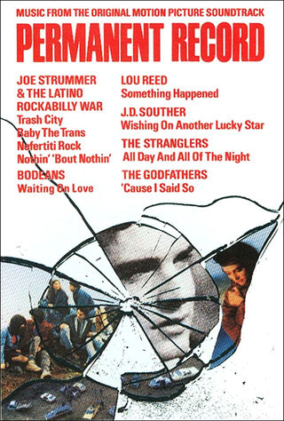 Permanent Record (1988) Main Poster