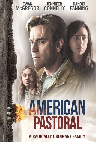 American Pastoral (2016) Main Poster