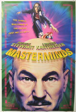 Masterminds (1997) Main Poster