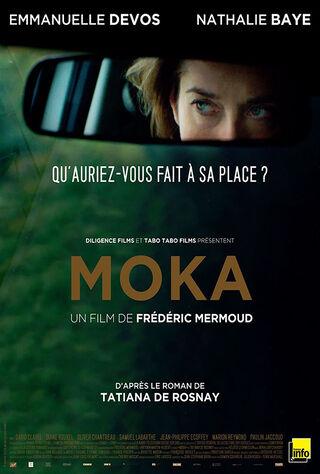 Moka (2016) Main Poster