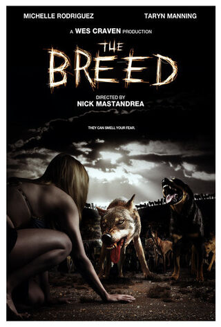 The Breed (2007) Main Poster