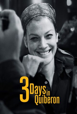 3 Days In Quiberon (2018) Main Poster