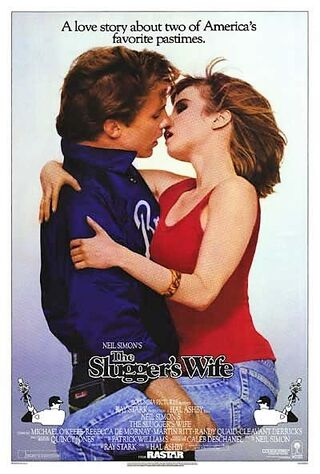 The Slugger's Wife (1985) Main Poster