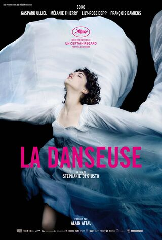 The Dancer (2017) Main Poster